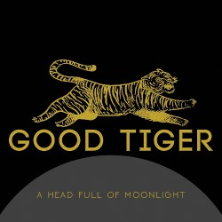 Good Tiger - A Head Full Of Moonlight - LP Gatefold