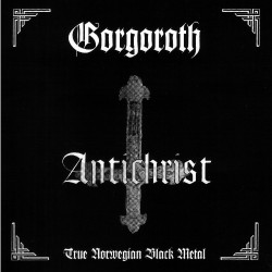 Gorgoroth - Antichrist - CD