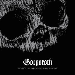 Gorgoroth - Quantos Possunt Ad Satanitatem Trahunt - CD DIGIPAK