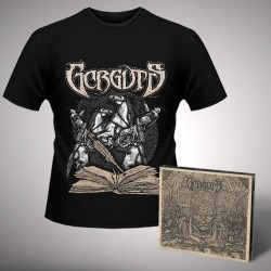 Gorguts - Bundle 2 - CD DIGIPAK + T-shirt bundle