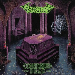 Gorguts - Considered Dead - CD DIGIPAK