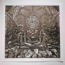 Gorguts - Pleiades' Dust - Serigraphy