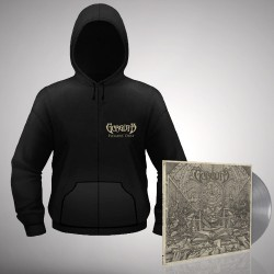 Gorguts - Pleiades' Dust - LP Gatefold Coloured + Zip Hoodie bundle