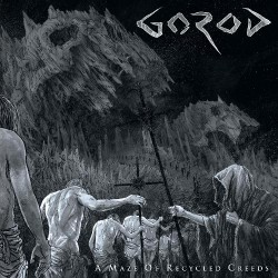 Gorod - A Maze Of Recyled Creeds - CD SLIPCASE