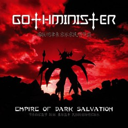 Gothminister - Empire of Dark Salvation - CD