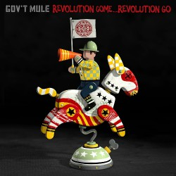 Gov't Mule - Revolution Come...Revolution Go - 2CD DIGISLEEVE