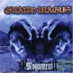 Grand Magus - Monument - CD