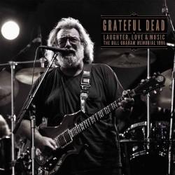 Grateful Dead - Laughter, Love & Music 1991 - DOUBLE LP Gatefold