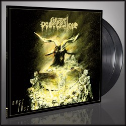 Grave Desecrator - Dust To Lust - DOUBLE LP Gatefold + Digital