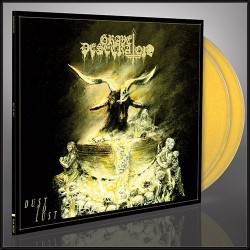 Grave Desecrator - Dust To Lust - DOUBLE LP GATEFOLD COLOURED + Digital