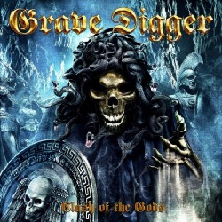 Grave Digger - Clash of the Gods - CD