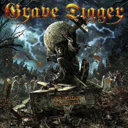 Grave Digger - Exhumation – The Early Years - CD DIGIPACK