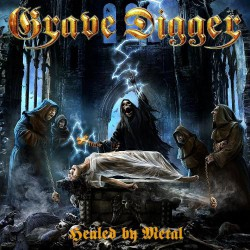 Grave Digger - Healed By Metal - CD DIGIPAK