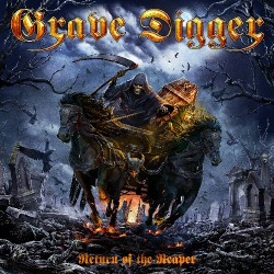 Grave Digger - Return of the Reaper - CD