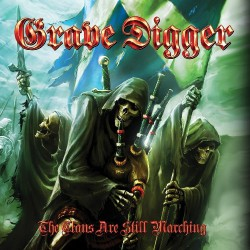 Grave Digger - The Clans Are Still Marching - CD + DVD digibook
