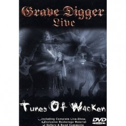 Grave Digger - Tunes of Wacken - live - DVD