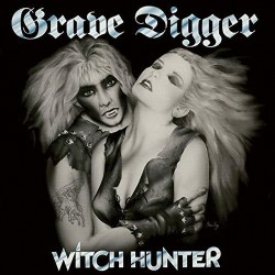 Grave Digger - Witch Hunter - CD DIGIPAK