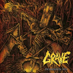 Grave - Dominion VIII - LP COLOURED