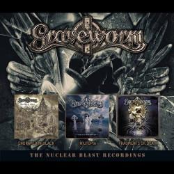 Graveworm - The Nuclear Blast Recordings - 3CD