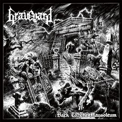 Graveyard - Back In The Mausoleum - LP