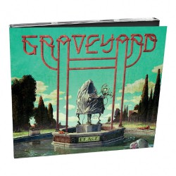 Graveyard - Peace - CD DIGIPAK