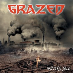 Grazed - Univers Sale - CD