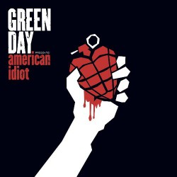 Green Day - American Idiot - DOUBLE LP Gatefold