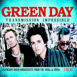 Green Day - Transmission Impossible - 3CD DIGIPAK