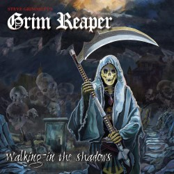 Grim Reaper - Walking In The Shadows - DOUBLE LP Gatefold