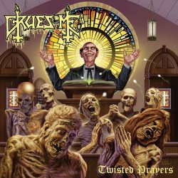 Gruesome - Twisted Prayers - LP