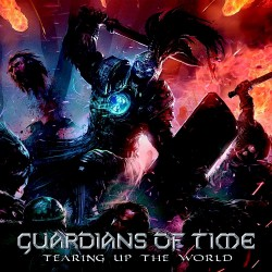 Guardians Of Time - Tearing Up The World - CD DIGIPAK