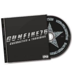 Gunfire76 - Casualties & Tragedies - CD
