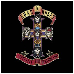 Guns N' Roses - Appetite For Destruction - CD