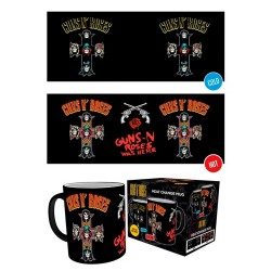 Guns N' Roses - Crosses - Heat Change Mug