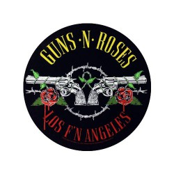 Guns N' Roses - Los F'N Angeles - Patch