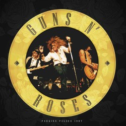 Guns N' Roses - Perkins Palace 1987 - DOUBLE LP Gatefold