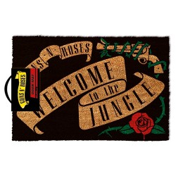 Guns N' Roses - Welcome To The Jungle - DOORMAT