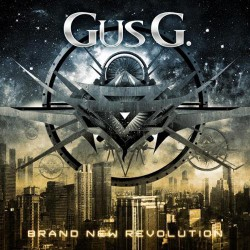 Gus G. - Brand New Revolution - CD DIGIPAK