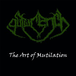Gutwrench - The Art Of Mutilation - CD