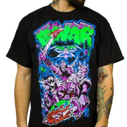 Gwar - Alien Decapitation - T-shirt (Men)