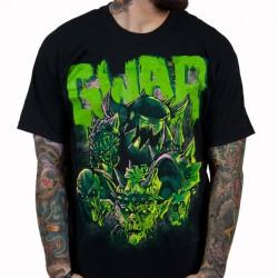 Gwar - Destroyers Black/Green - T-shirt (Men)