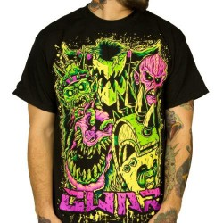 Gwar - Faces - T-shirt (Men)