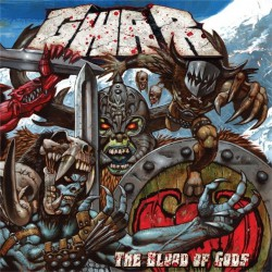 Gwar - The Blood Of Gods - CD