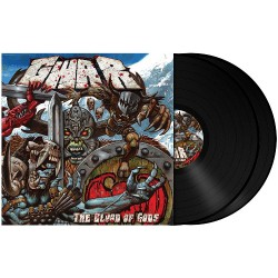 Gwar - The Blood Of Gods - DOUBLE LP Gatefold