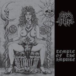 Hades Archer - Temple Of The Impure - CD
