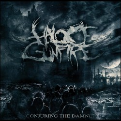Halo Of Gunfire - Conjuring the Damned - CD
