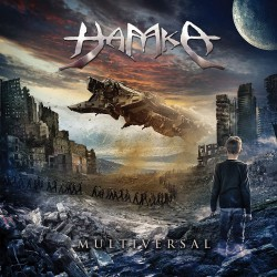 Hamka - Multiversal - CD