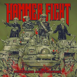 Hammer Fight - Profound And Profane - CD