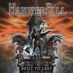 HammerFall - Built To Last - LP Gatefold