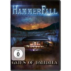 HammerFall - Gates Of Dalhalla - DVD
